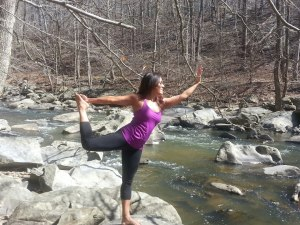 Find a good spot to do your yoga (image courtesy of www.yogahikesdc.com)