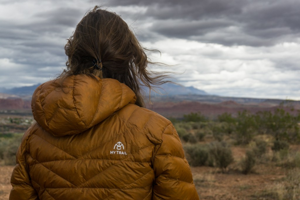 5a37cc632 My Trail Co Hyperlight Hooded Down Jacket Review - Mountains with Megan