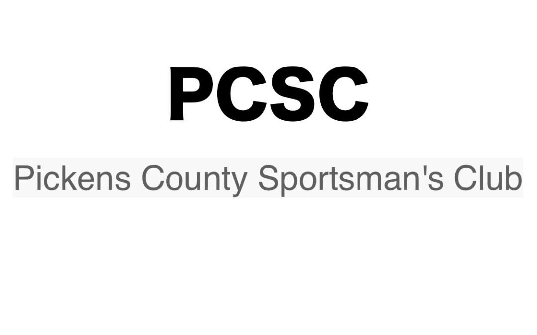 Pickens County Sportsman's Club