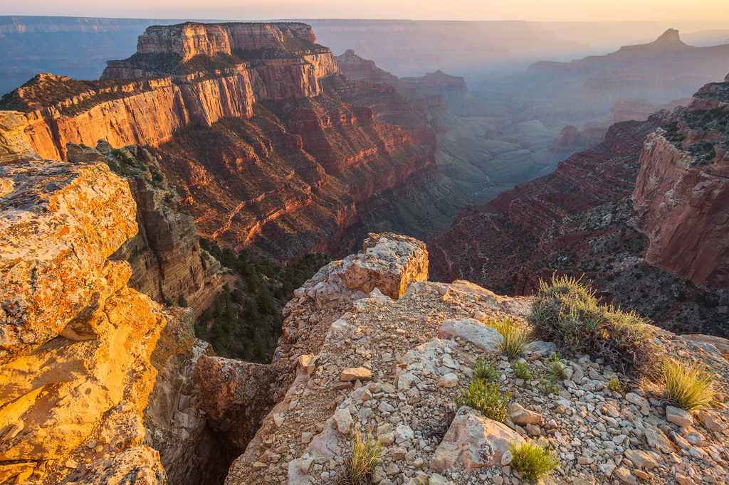 wotan's throne grand canyon cape royal