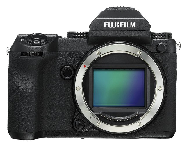 fujifilm gfx 50s mirrorless medium format