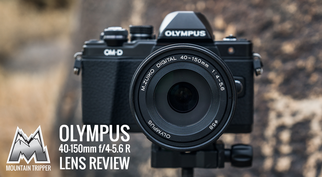 olympus mzuiko 40-150mm f4-5.6 lens review