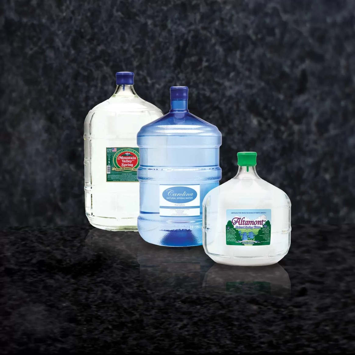 Products of Mountain Valley Spring Water