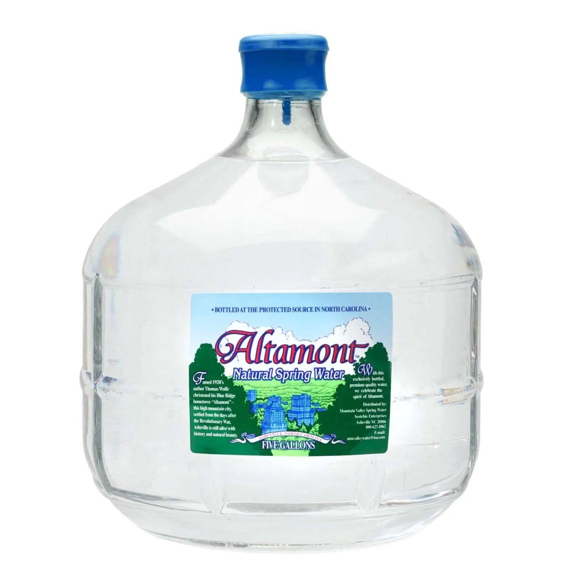 Altamont 2.5 Gallon Glass
