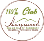110% Club - Haywood Chamber of Commerce Economic Development Council