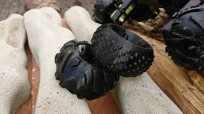 Knobbly Tyre