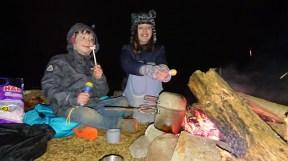 Camping in Gwydyr Forest