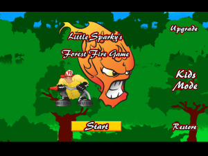 Forest Fire Games - screenshot 1