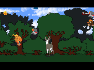 forest fire games - screenshot 2