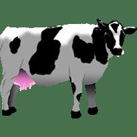 Tornado Chase Cow