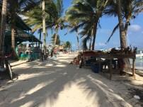 A San Pedro beach