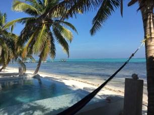 Rojo Lounge- Ambergris Caye Belize