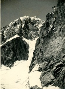 Monte Bianco da Aiguille Noire copia