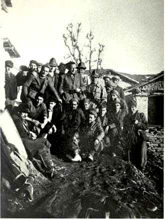 Partigiani a Paraloup