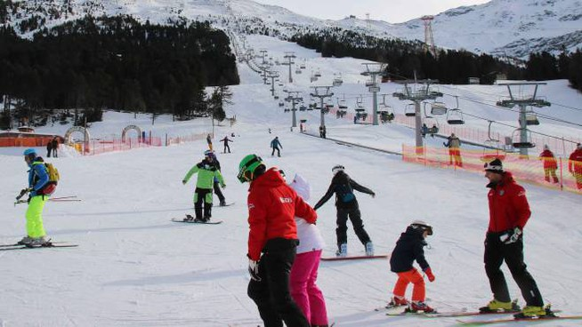 Le prime sciate non si scordano mai (quasi mai…)