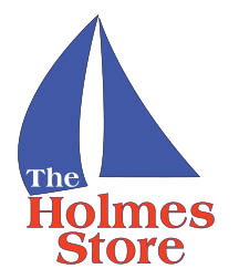 The Holmes Store Logo