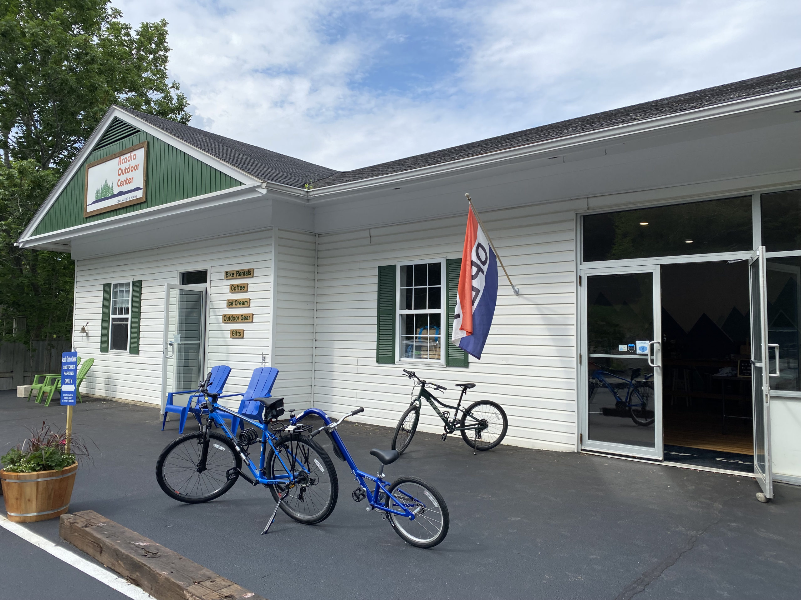 Read more about the article Seal Harbor's One-Stop Outdoor Shop