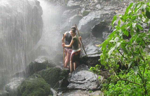Sipi falls hike