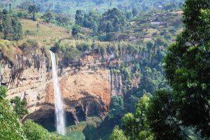 Uganda's Beautiful Sipi Falls on Mount Elgon -Uganda Safari News