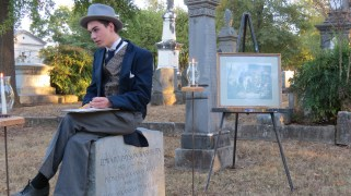 Edward Payson Washburn at Tales of the Crypt 2015