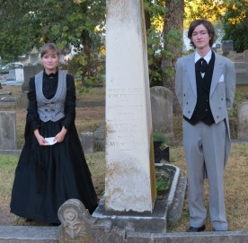 Mary Dodge and David O Dodd at Tales of the Crypt 2015