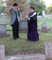 Performers at Tales of the Crypt 2013
