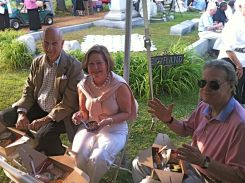 Guests at the 2012 Spring Picnic