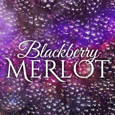 Blackberry Merlot Label Icon