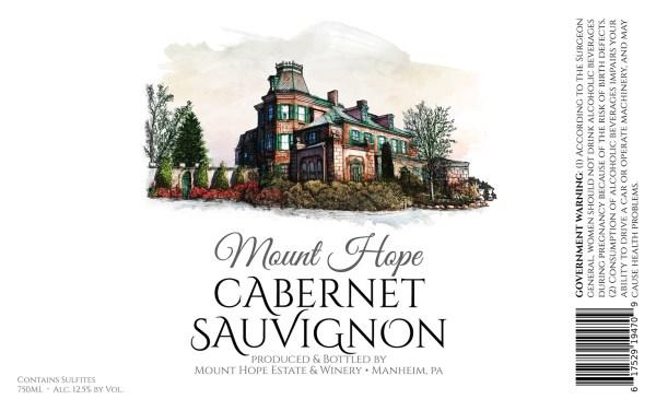 Cabernet Sauvignon Full Label