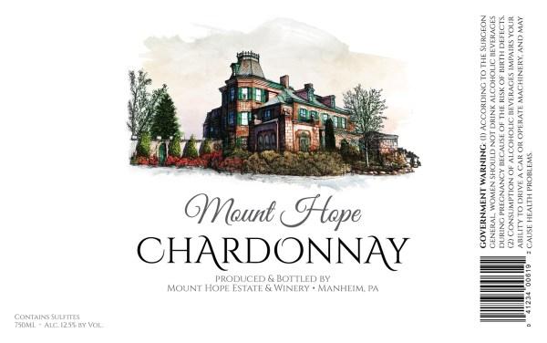 Chardonnay Full Label