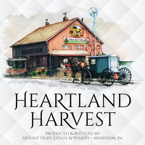 Heartland Harvest Label icon