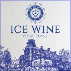 Ice Wine Label Icon