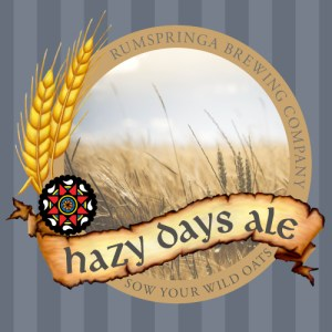 Rumspringa Brewing Company Hazy Days Ale Label icon