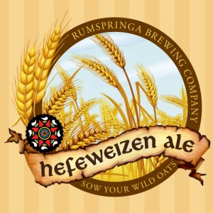 Rumspringa Brewing Company Hefeweizen Label Icon