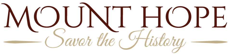 Mount Hope Estate & Winery Logo