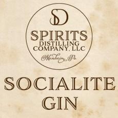 Socialite Gin Icon