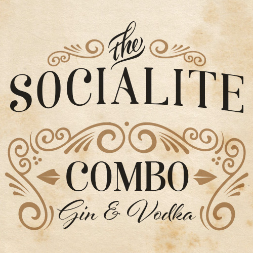 Socialite Combo Icon