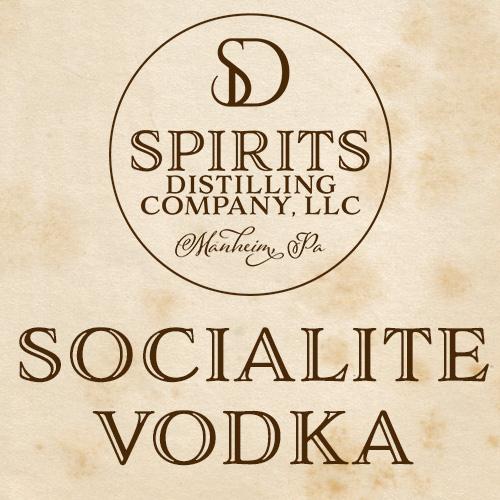 Socialite Vodka Icon