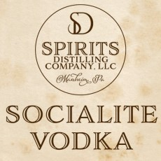 Socialite Vodka Icon
