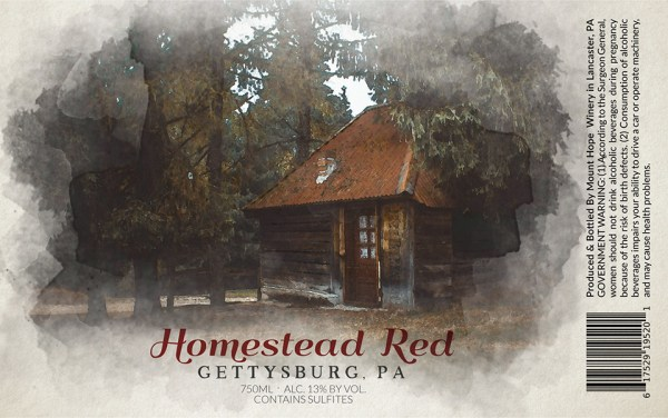 Homestead Red Label
