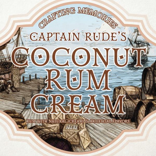 Coconut Rum Cream Icon