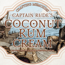 Coconut Rum Cream Icon