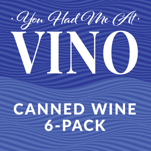 Vino 6-pack can