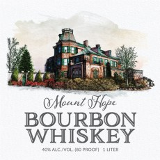 Bourbon Whiskey Icon