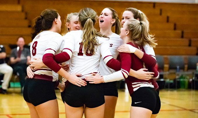 Mounties Suffer loss 3 sets to 1