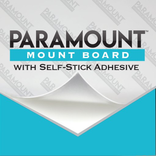 ParaMount-MountBoard-Pressure-Sensitive-Self-Adhesive