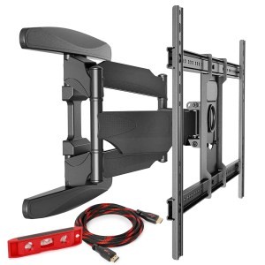 """Full Motion LCD Monitor Arm Gas Spring Desk Mount for Screens up to 27/"""""""