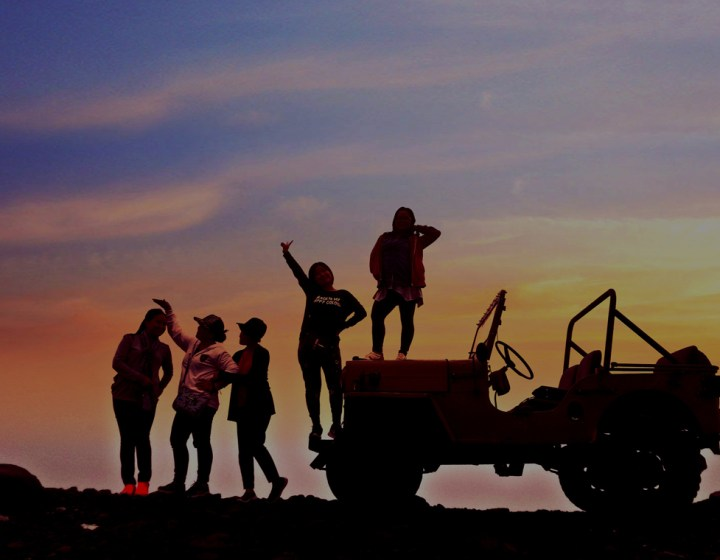Merapi Jeep Sunset Tour