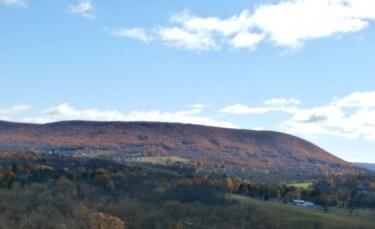 Mt. Nittany, Sunday Nov 3, 2013
