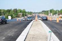 Traffic, Bowman Overpass, Mount Pleasant SC